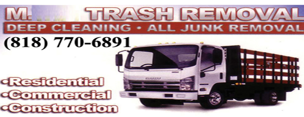 All Season Trash | Junk Removal, Residential & Commercial, Rolling Hills Estates